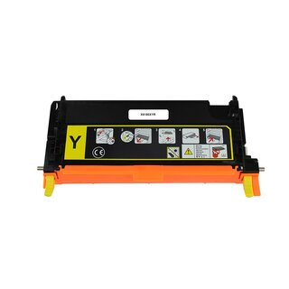 Alternativer Toner zu Xerox Phaser 6180 Yellow