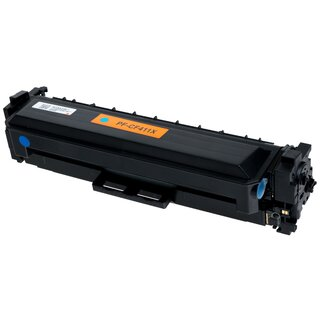 Alternativer Toner zu HP CF411X Cyan