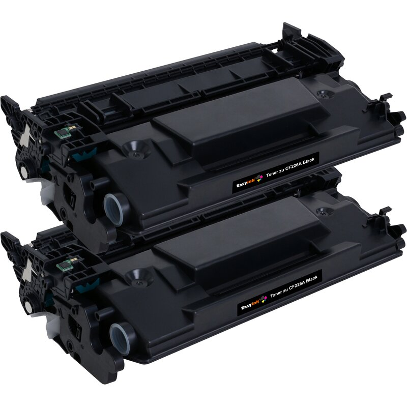2 alternativeToner zu HP CF226A Black PF