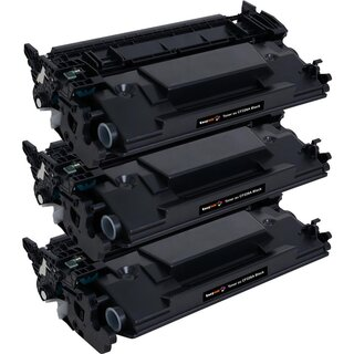 3 alternativeToner zu HP CF226A Black PF