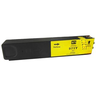 Alternativ PATRONE Hp 971XL Yellow