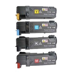 4 TONER alternativ Xerox Phaser 6140 K/C/M/Y