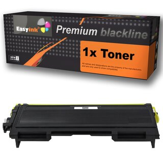 Alternativer Toner zu Brother TN-2000 / TN-2005 Black