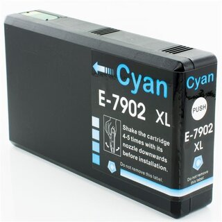 Alternativ PATRONE Epson T7892XL Cyan