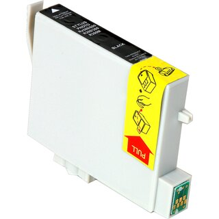 10 Alternativ PATRONEN Epson T0481 Black