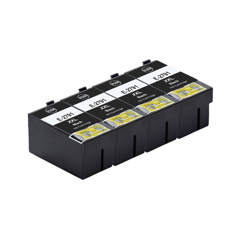 4 Alternativ PATRONEN Epson T2791XL T27X