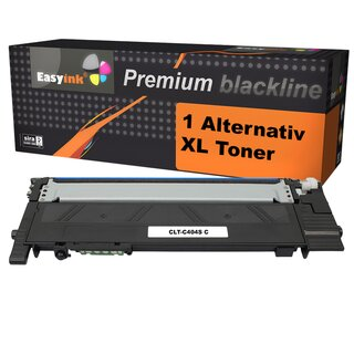 Alternativer Toner zu Samsung CLT-C404S Cyan